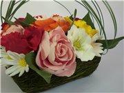 Цветы ручной работы из полимерной глины - Страница 5 9dcdb3ba36e8t