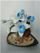 Цветы ручной работы из полимерной глины - Страница 5 Deaa2b155bfft