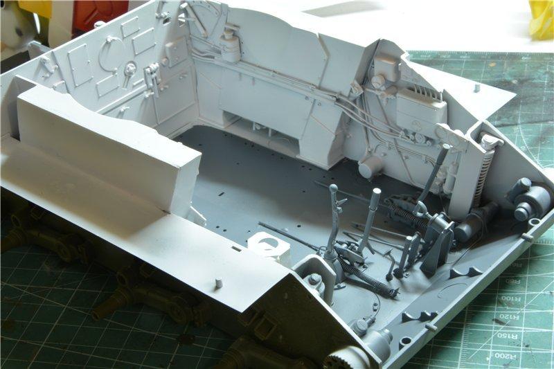 Т-34/85 model 1944г. Factory №. 174 маштаб 1/16 Trumpeter 50df050c0090