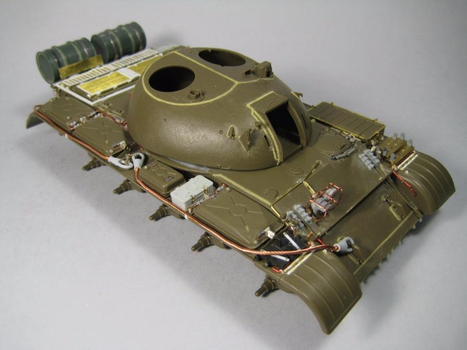 Т-55. ОКСВА. Афганистан 1980 год. - Страница 2 C886a0be9145