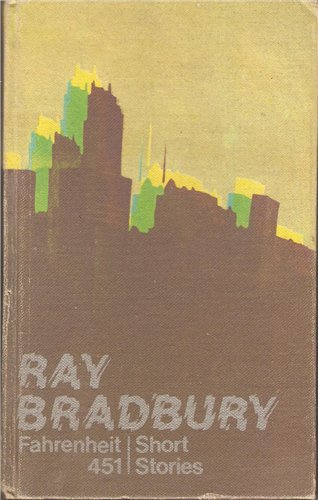R. Bradbury. Fahrenheit 451. Short Sories 00705efe349e