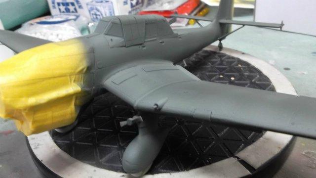 Ju-87 B-2 «Stuka», 1/48, (Tamiya 37008). 564df8b3c65c