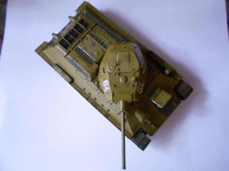 Т-34/76 Красное Сормово 1/35 (Моделист) 8e3e402b698d