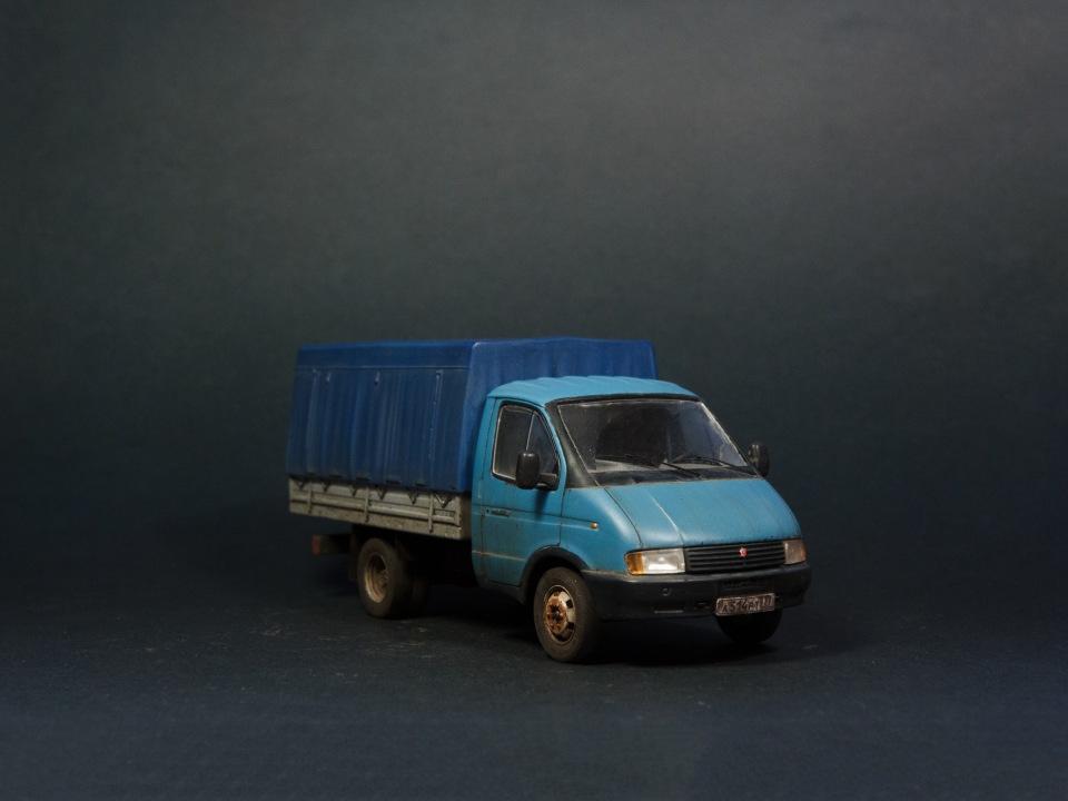 """ГАЗ-3302 """"Газель"""" D8913595c1b9"""