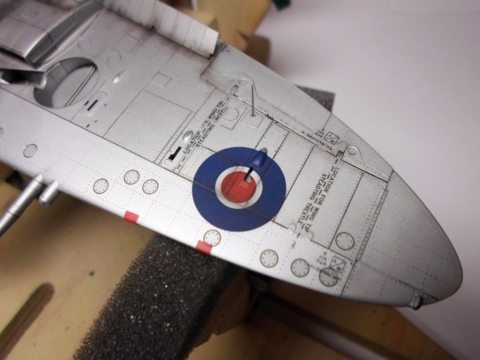 Supermarine Spitfire Eduard 1/48 B1270c9a0116