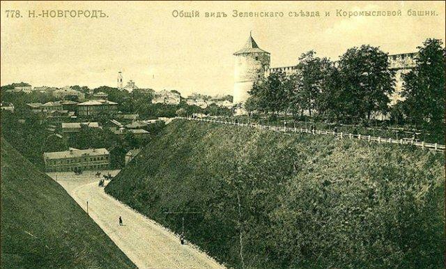Старый-новый Нижний Новгород. Ed059255be4c
