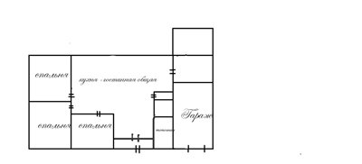 Подскажите, как распределить комнаты 975009a936b5
