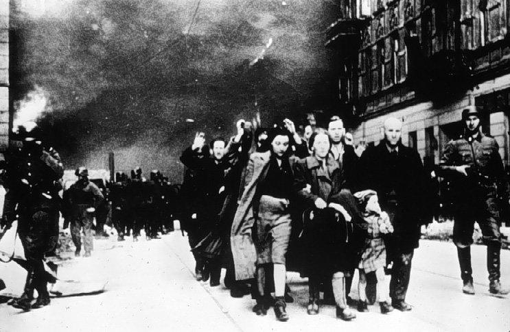 Холокост - трагедия европейских евреев - Страница 3 Face6b4f60af