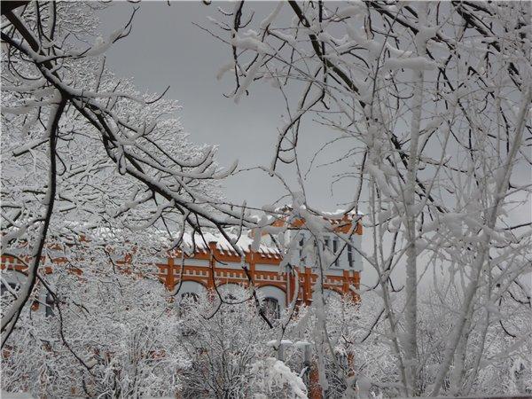 Зимняя сказка на наших фотографиях - Страница 6 0924b8eb655f
