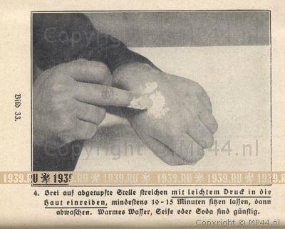 """Пенал от Hautentgiftungmittel - средства для обеззараживания кожи (""""лозантинница"""") 6d183c5a1fdf"""