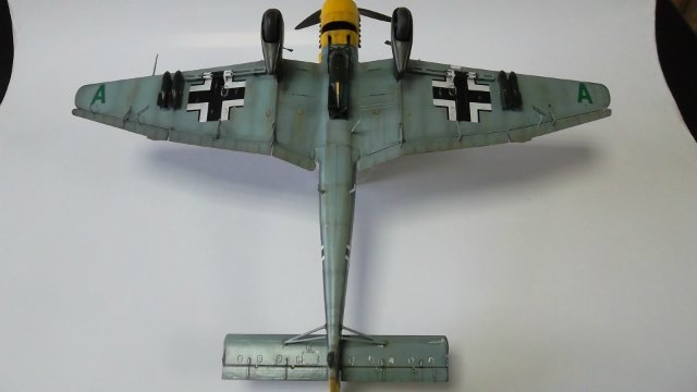 Ju-87 B-2 «Stuka», 1/48, (Tamiya 37008). 840a5c5bf51b