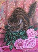 Кошки из бамбука и акрила - Страница 4 6900b4fa0226t