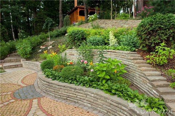 Садово-огородный дизайн  - Страница 17 11e1aa453600t