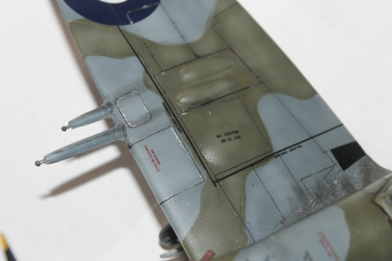 Supermarine Spitfire Mk. 22 Revell. 1/32 90957b18987a