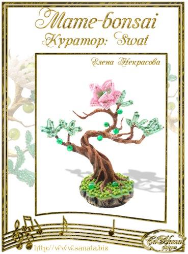 """Галерея """"Mame-bonsai"""" E0115830073bt"""
