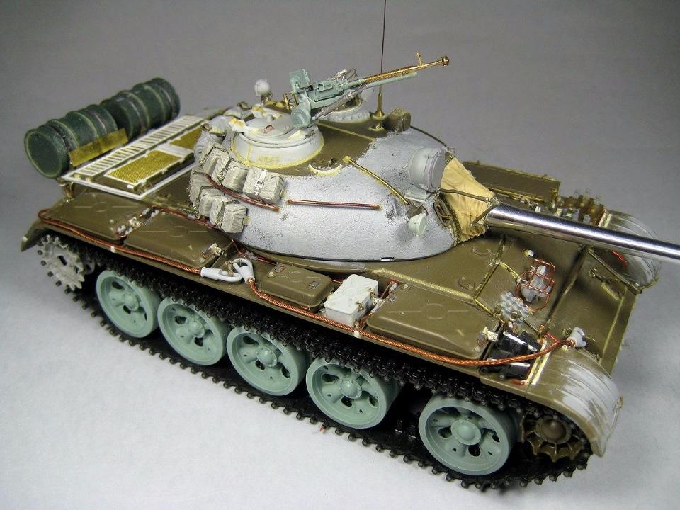Т-55. ОКСВА. Афганистан 1980 год. - Страница 2 1072708a7e28