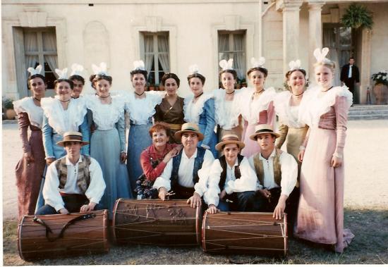 Блистательные Азераки / Le grand Batre / 1997  88cbeee30407