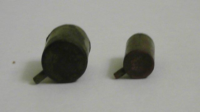 Гильзы шпилечных патронов конструкции Лефоше. 105a2b5720ec