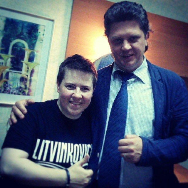 Евгений Литвинкович: Общение поклонников - Том IX - Страница 4 8bfe3a0a8edd
