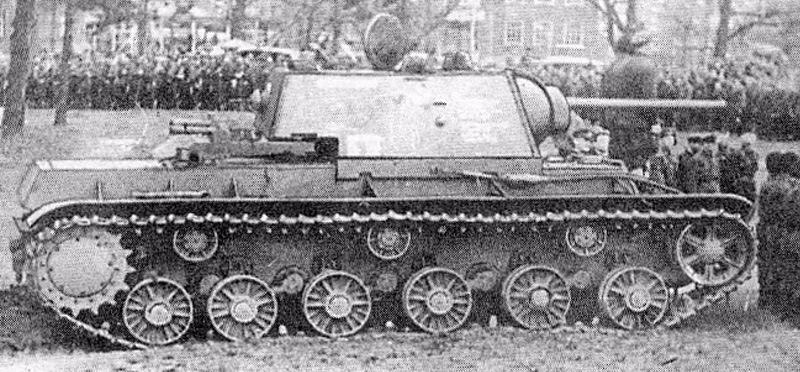 КВ-1 Беспощадный (Звезда+Арк-модел) 685f1b8319b6