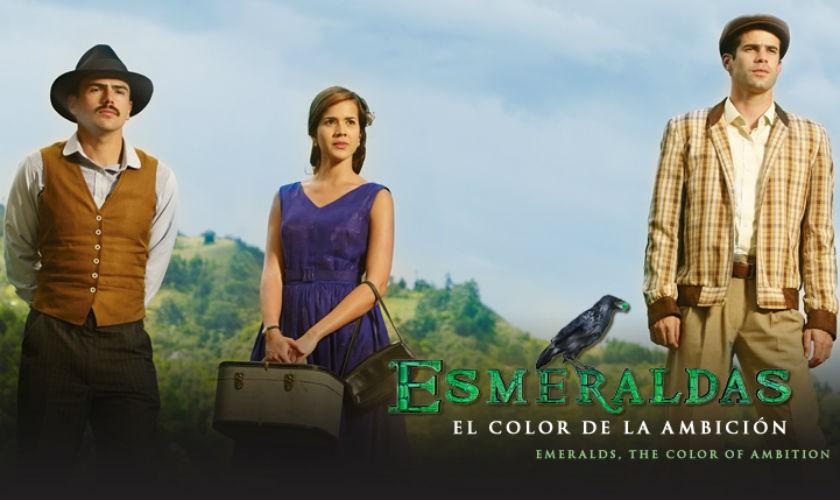Изумруды, цвет амбиций / Esmeraldas, el color de la ambicion Ca587061744c