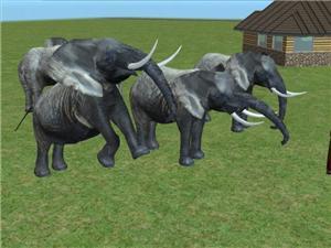Животные (скульптуры) 47dc9ecf7db3t