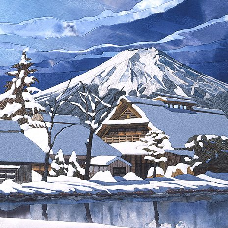 Японское искусство 5db1bec881aa