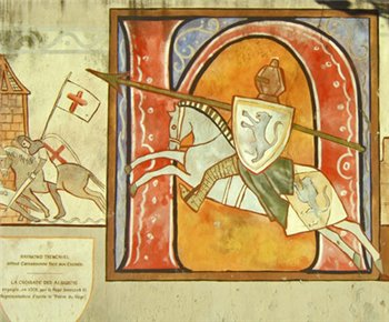 Каркассон (франц. Carcassonne) - город-крепость. F048777809d8