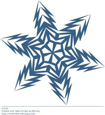 Зимнее рукоделие - вырезаем снежинки! - Страница 2 Cd571cf5f463