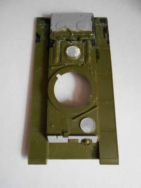 КВ-1 Беспощадный (Звезда+Арк-модел) 6eda1f1d9fa8