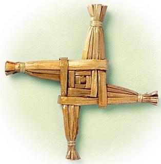 Символ: крест святой Бригитты A0c715111043