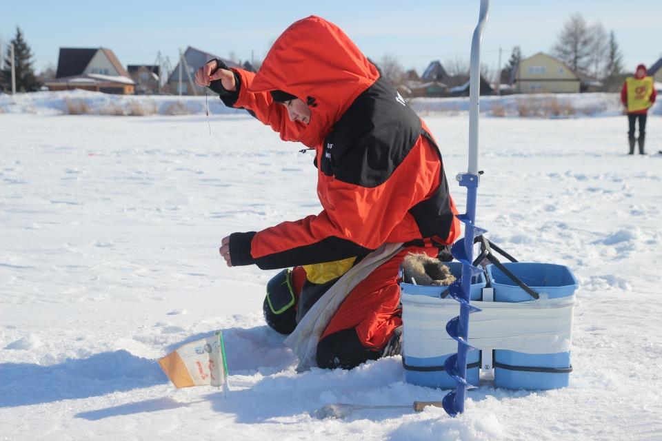 Первенство города Кургана по ловле на мормышку со льда среди юношей и девушек с 14 до 17 лет. 0bc84607eecd