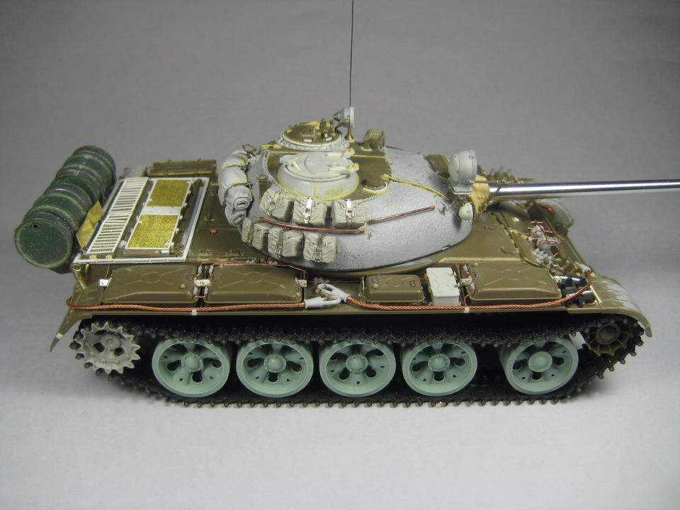 Т-55. ОКСВА. Афганистан 1980 год. - Страница 2 161a149526a8