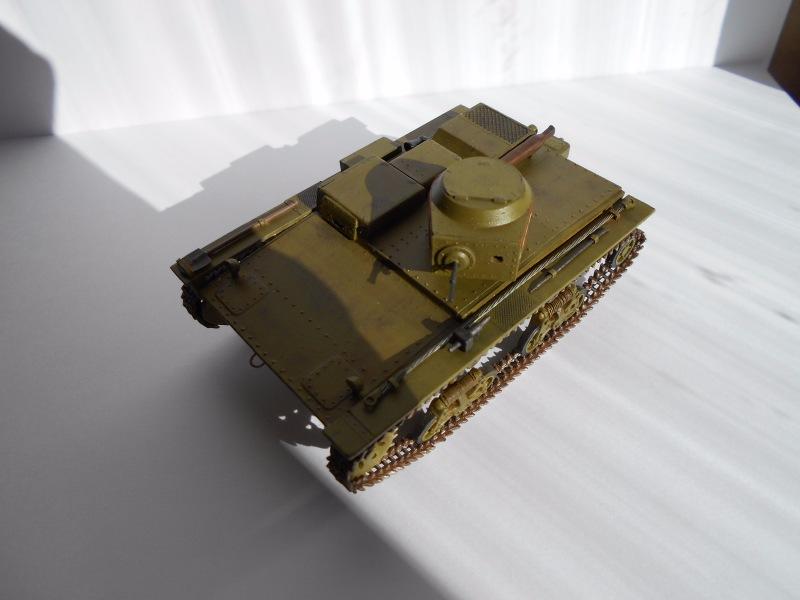 Т-38 1/35 (ВЭ №35002) - Страница 2 Ea67f926db99