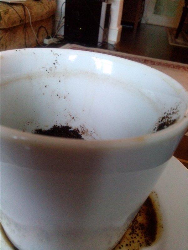 Акция. Гадание по фото кофейной гущи 9d1bcda77037