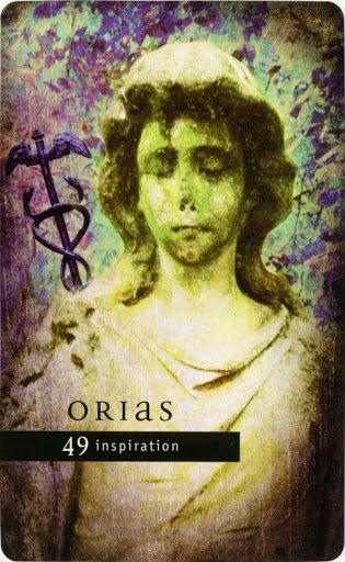 Оракул Падших Ангелов Найджела Саклинга. Fallen Angel Oracle by Nigel Suckling - Страница 2 63ed6377890e