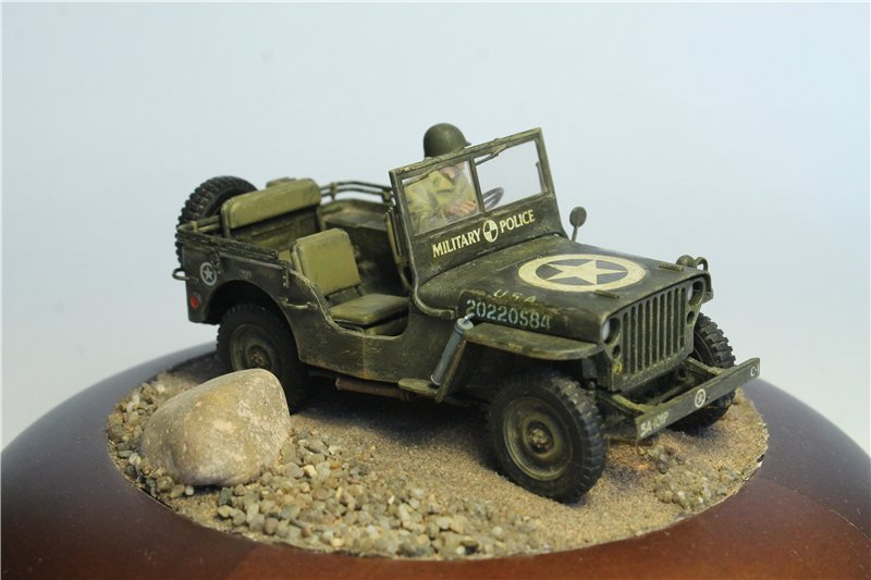 Tamiya 35219 Jeep Willys MB 1/4-ton 4x4 truck 1:35 29be72837dcf