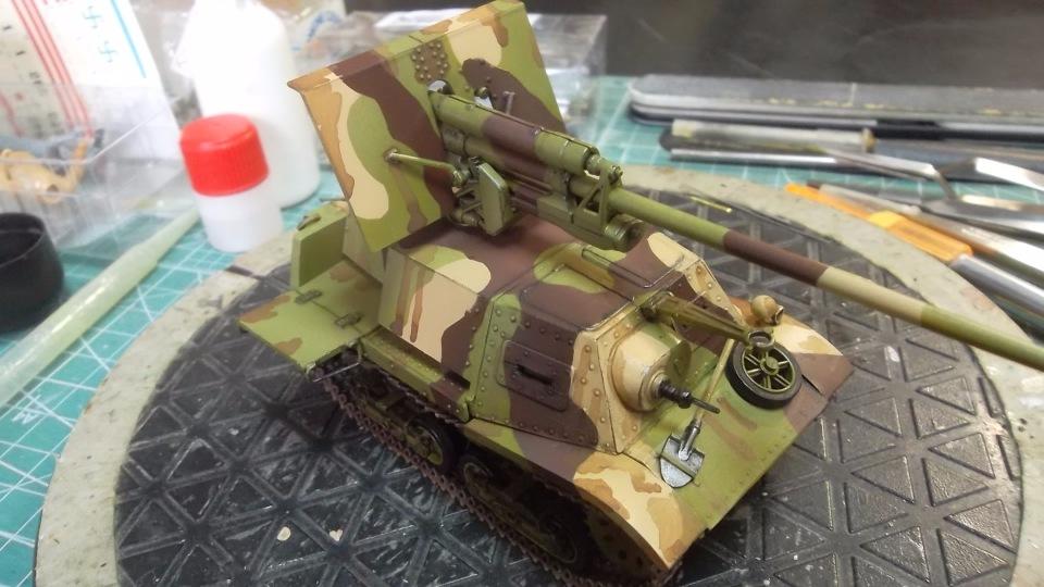 ЗиС-30 Противотанковая самоходная установка, 1/35, (MSD 35014). - Страница 2 Fcbaca399006