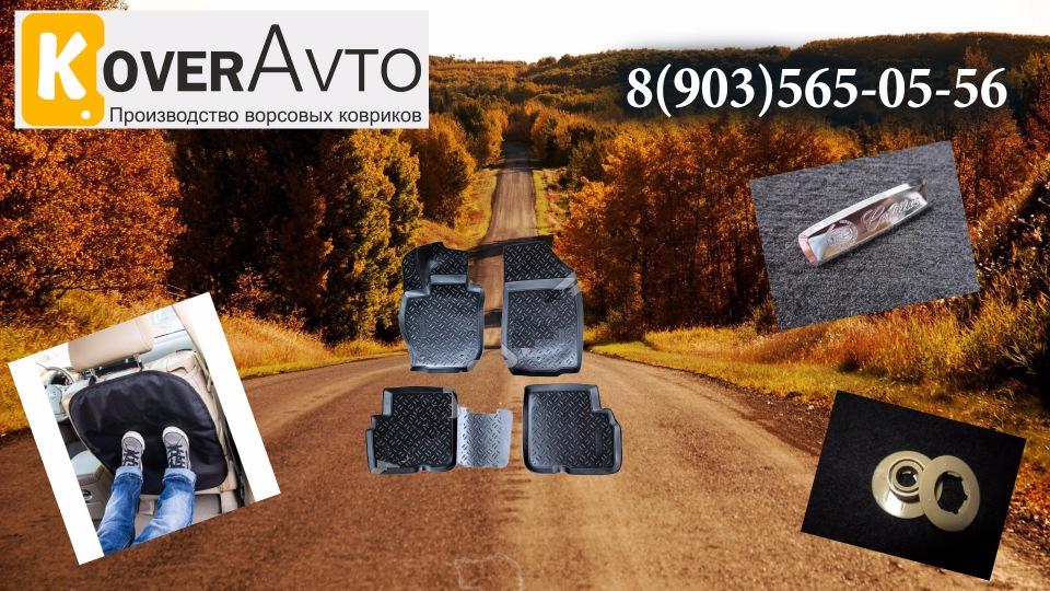 KoverAvto - Велюровые АВТОКОВРИКИ - Страница 2 910536ada3b7