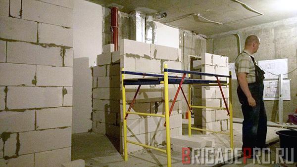Ремонт квартир и коттеджей, с нуля под ключ 40893b516bbe