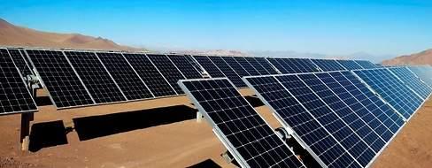 Energía. Las fuentes renovables.Ya superan al carbón. 490x_Solar-planta-Atacama