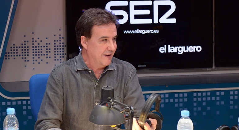 La cara de José Ramón De La Morena Morena