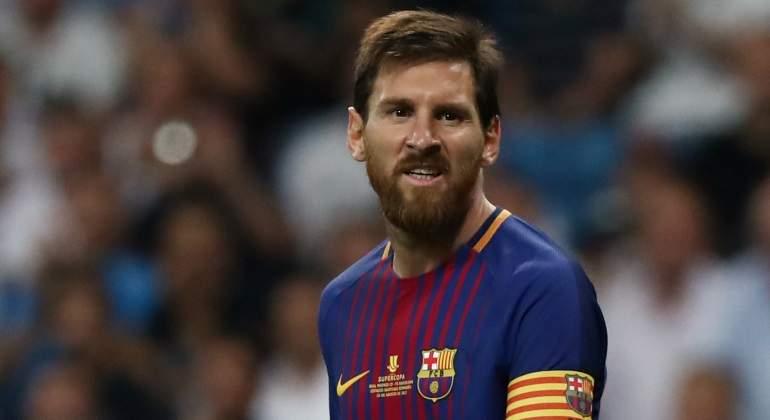 Guardiola viene a por Messi: el Manchester City, dispuesto a pagar los 300 millones de su cláusula Messi-rabia-reuters