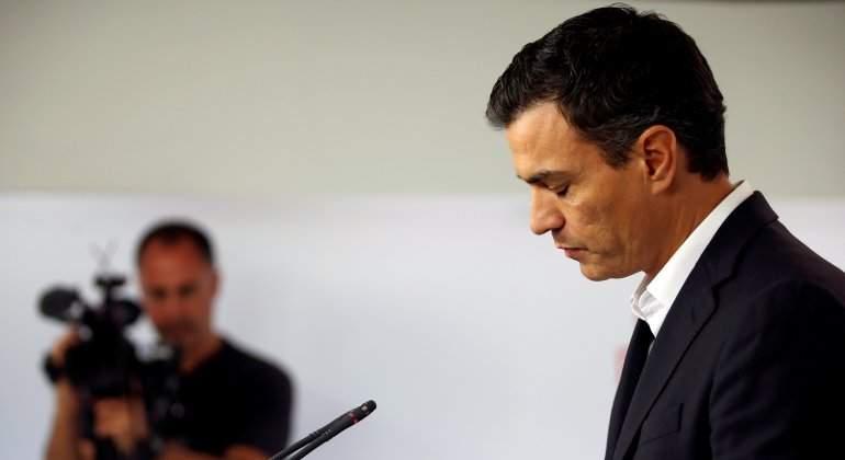 Ganadores y perdedores del 2 de diciembre Pedro-sanchez-triste-dimision