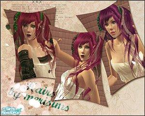 Женские прически (яркие перекраски) Ed88d68c52da