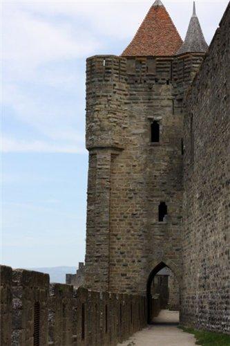 Каркассон (франц. Carcassonne) - город-крепость. 467d009a62aa