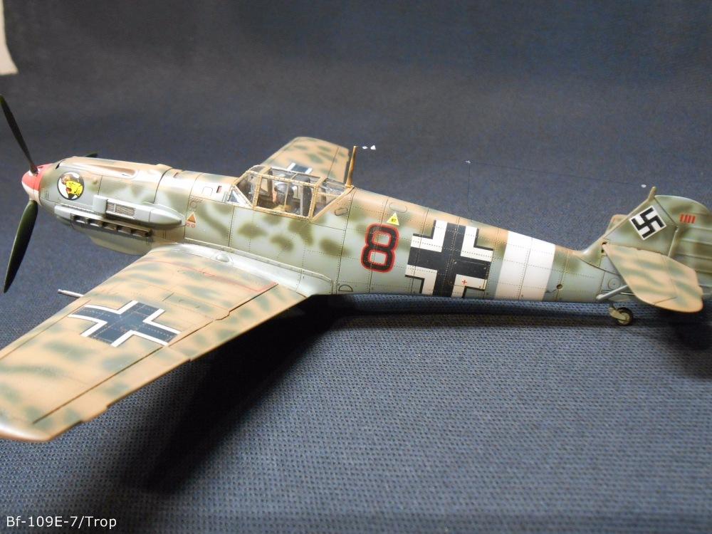 Bf 109 E7/Trop Tamiya 1:48 831593e4d17b
