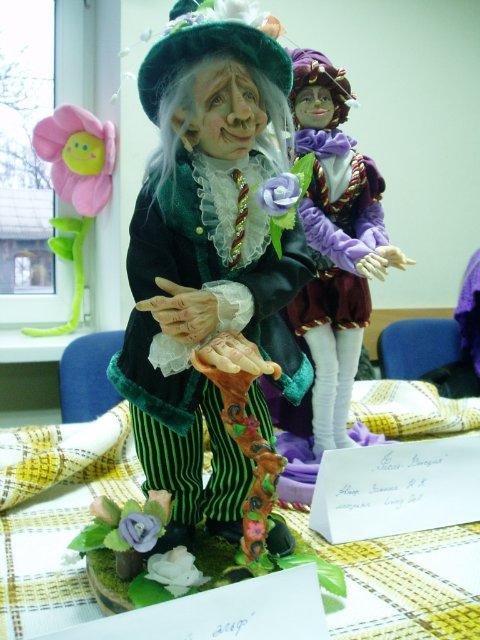 Выставка кукол в Запорожье 82c59f8bf007