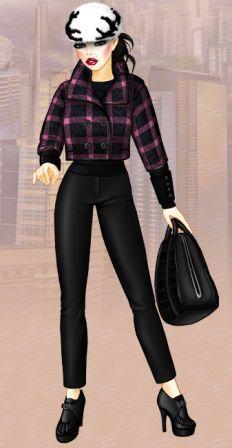 Гардероб наших леді в колекціях fashion дизайнерів - Страница 3 8ebb866441a2