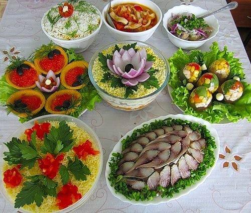 Фотоподборка оригинально оформленных блюд 4186b4b4f91c